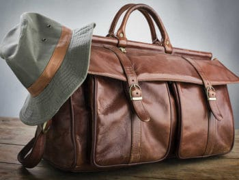 Best Leather Luggage